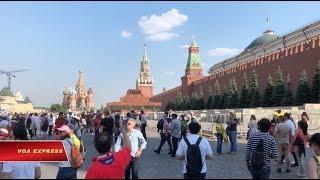 Cái giá phải trả cho World Cup tại Nga (VOA)