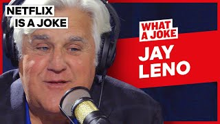 Jay Leno Explains Why He Will Never Do A Stand-Up Special | What A Joke | Netflix Is A Joke