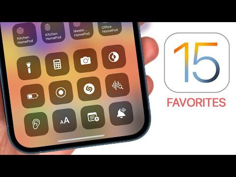 iOS 15 - Top 15 Features So Far