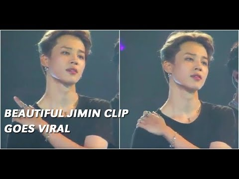 A 7-second clip of BTS' Jimin goes viral, makes non K-Pop fans ask 'Who is he?'