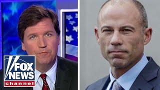 Tucker hits back at Avenatti's comments on 'The View'
