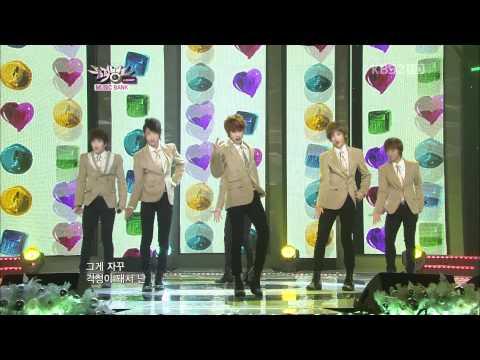 [11.12.16] 뮤직뱅크 보이프렌드 - 내가갈게 /Musicbank Boyfriend - I'll be there live