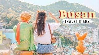 BUSAN TRAVEL DIARY | A Weekend of Food