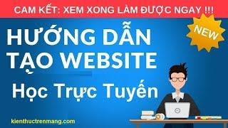 [kienthuctrenmang.com] - Hướng dẫn tạo website khóa học Online học trực tuyến trên WordPress