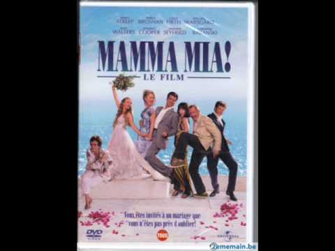 13-Soundtrack Mama mia!-Slipping through my fingers