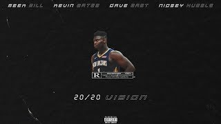 """Meek Mill - """"2020 Vision"""" ft. Nipsey Hussle, Kevin Gates, Dave East (Audio)"""
