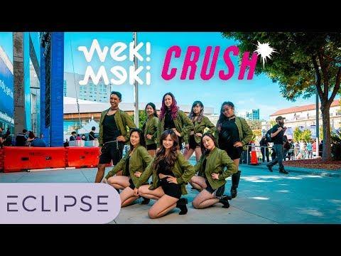 [KPOP IN PUBLIC @ TWITCHCON] Weki Meki (위키미키) - Crush Full Dance Cover [ECLIPSE]