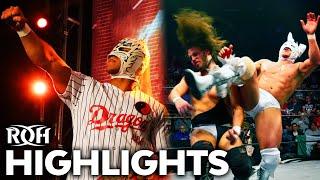 Four-Way Match, ROH TV Title Match Announced For Final Battle