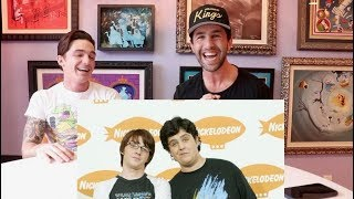 DRAKE BELL AND I WATCH OUR CRINGIEST VIDEOS!
