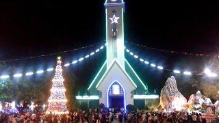 Đi chơi Giáng sinh - Noel - Nhà thờ Tuy Hòa