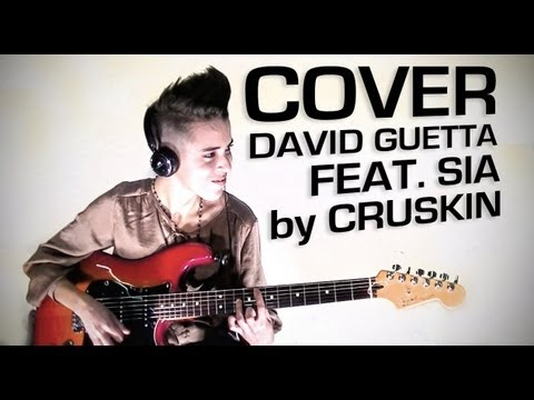 Baixar David Guetta ft. Sia - She Wolf (Rock Version) CRUSKIN Cover