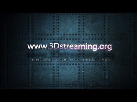FINAL INTRO HD 3D (YT3D) by 3Dstreaming.org