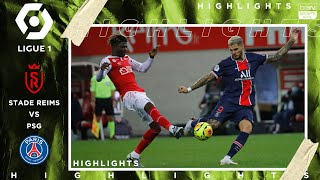 Reims 0 - 2 PSG - HIGHLIGHTS & GOALS - 9/27/2020
