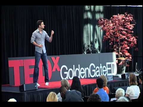 TEDxGoldenGateED Brian Bordainick - YouTube