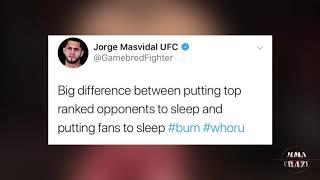 MMA Pros React to Leon Edwards win over Rafael Dos Anjos at UFC San Antonio