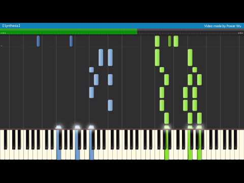 【Synthesia】王心凌 - 下一頁的我 / いきものがかり - Yell