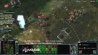 Starcraft 2 | BratOK | Вечерний стрим Q(._.Q)