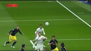Video Real Madrid vs Atletico Madrid: Ronaldo Lập Hattrick - Bán Kết Cup C1 2017