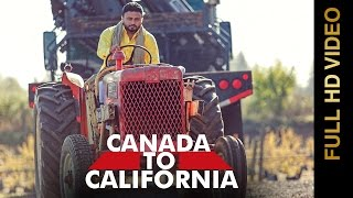 Canada To California – Jelly