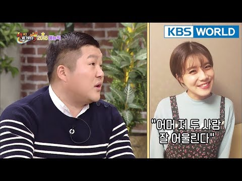 Cho Saeho proposed to Jang Doyeon & was rejected? [Happy Together/2018.02.15]