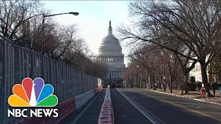 More Than 100 Individuals Involved In Capitol Riots Arrested   NBC Nightly News