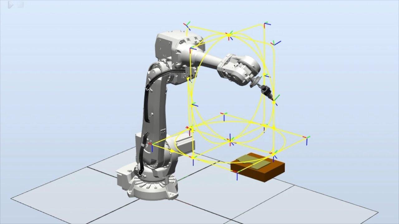 Offline Robot Processes