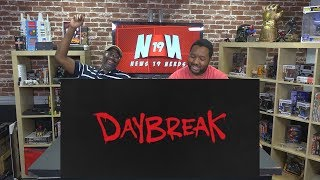 NERDS REACT to DAYBREAK OFFICIAL TRAILER