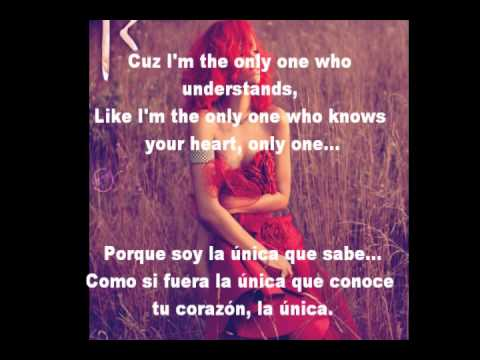 Rihanna - Only Girl (In The World)  lyrics  (subtitulada español-inglés) HD