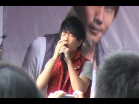 2008.11.16 嘉義耐斯簽唱會 夢見/許仁杰