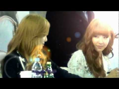 TaeNy Moment @J.ESTINA Fan-signing Event