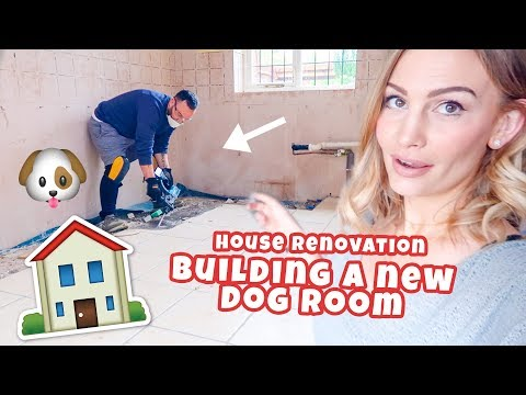 Home Remodeling Tips When You Have Pet