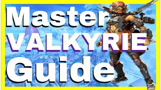 HOW TO USE VALKYRIE IN APEX LEGENDS SEASON 9 | MASTER VALKYRIE GUIDE