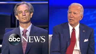 Joe Biden discusses President Donald Trump's foreign policy l ABC News Town Hall