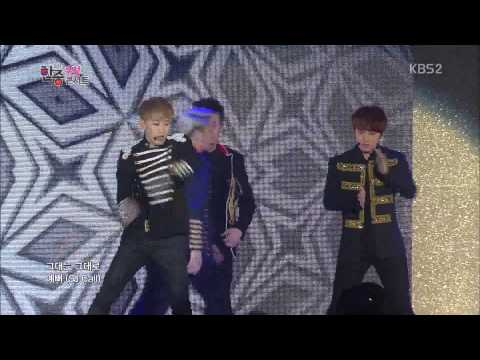 【1080P】Super Junior- Mr Simple& Talk& Sexy,Free&Single (3 July,2013)
