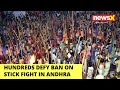 Hundreds defy ban on stick fight in AP | Many injured amid festivities | NewsX