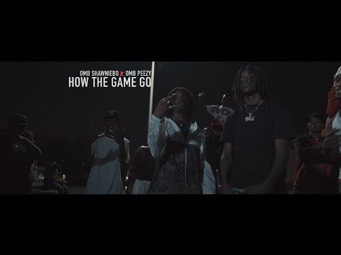 OMB ShawnieBo Ft. OMB Peezy - How The Game Go   Dir. by @TheRealJayPusha ( Exclusive Music Video )