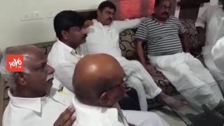 Shilpa Chakrapani Reddy, supporters & TDP leaders meet..