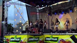 DIMANA & ZHIVKO MIX - PRIKLYUCHIH S TEB / Димана и Живко Микс - Приключих с теб, live 2010