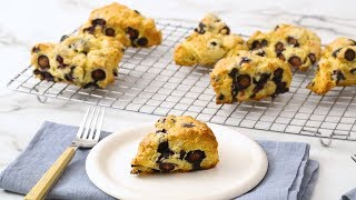 Blueberry Scones- Martha Stewart