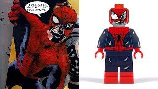 lego halloween minifigures vs real