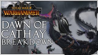 The Dawn of Grand Cathay Trailer Breakdown   Total War Warhammer 3 News