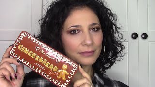 ASMR ITA!!GRWM vediamo all'opera la Gingerbread Spice di Too Faced