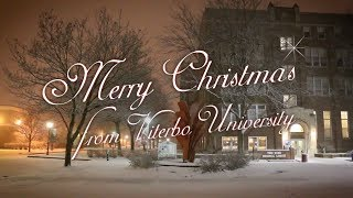 Merry Christmas from Viterbo University