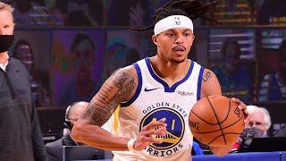 Curry Airball 1-10 From 3! Damion Lee Game Winner vs Raptors! 2020-21 NBA Season