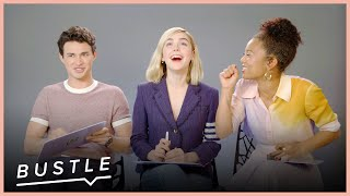 How Well Do The Cast of 'Chilling Adventures Of Sabrina' REALLY Know Each Other?
