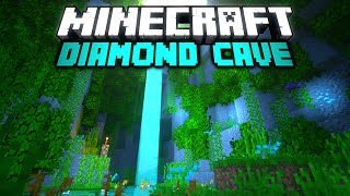 The Cave You Always Hoped To Find! Minecraft Build