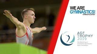 2019 Baku Trampoline Gymnastics World Cup – Highlights - We are Gymnastics!