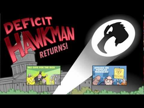 Deficit Hawkman Returns!