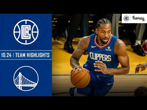 Clippers Use Team Effort to Overcome Warriors | LA Clippers