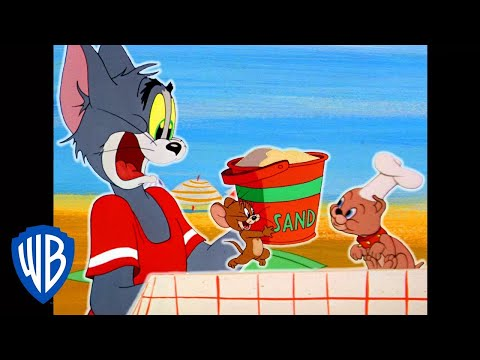 Tom y Jerry en Español   ¡Es verano!   WB Kids